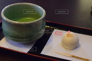 抹茶,和菓子,日本,お抹茶,日本茶