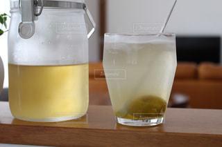 飲み物,ジュース,梅,シロップ,梅ジュース,梅シロップ,夏バテ,熱中症,インスタ映え,熱中症対策,夏バテ対策