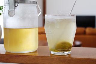 飲み物,ジュース,梅,ドリンク,梅ジュース,梅シロップ,夏バテ,熱中症,インスタ映え,熱中症対策,夏バテ対策