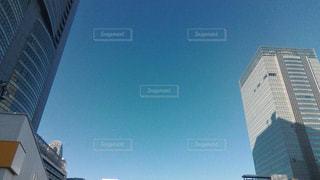 ビルと空の写真・画像素材[1099405]