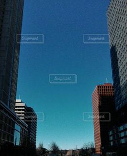 東京駅の空の写真・画像素材[1099451]