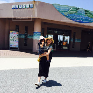 沖縄県美ら海水族館。の写真・画像素材[1024614]