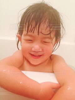 お風呂大好きです。の写真・画像素材[1024615]