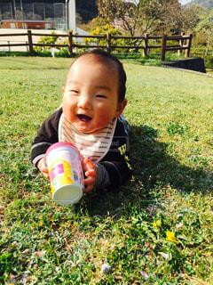 公園デビューの写真・画像素材[1157607]