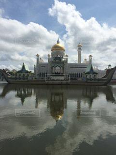 オールドモスクin ブルネイの写真・画像素材[1027930]