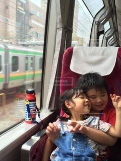 子どもの写真・画像素材[33630]