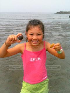 貝殻見つけた - No.1039184
