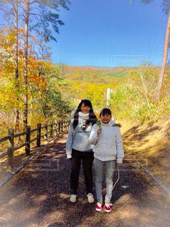 秋の福島県の写真・画像素材[1046556]