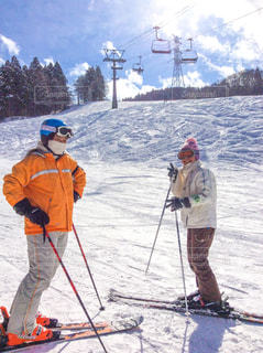 スキーヤー - No.1047089