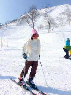 スキーヤー - No.1047113