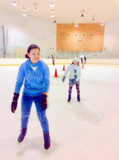 スケート女子の写真・画像素材[1051275]