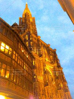 都市の高層ビルの眺めの写真・画像素材[1850469]