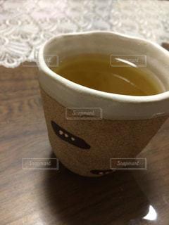 日常,コップ,日本茶