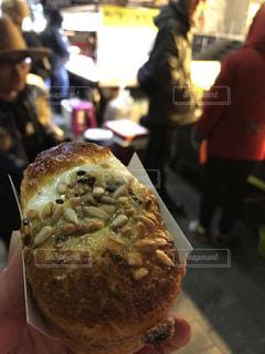 ケランパン食べ歩き❤️の写真・画像素材[1032839]