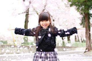 ピカピカの1年生の写真・画像素材[1138232]
