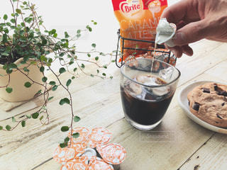 コーヒーフレーバーの写真・画像素材[1243582]