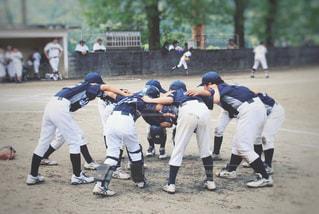 学童野球大会の写真・画像素材[1292374]