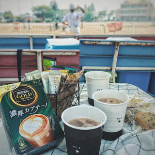 ネスカフェ スティックコーヒーの写真・画像素材[1306425]