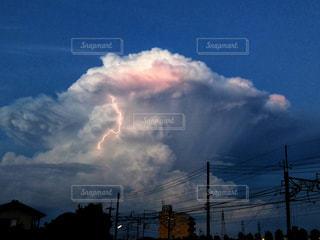 嵐の予感の写真・画像素材[1860474]