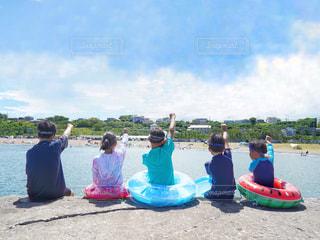 海フォトの写真・画像素材[2364959]