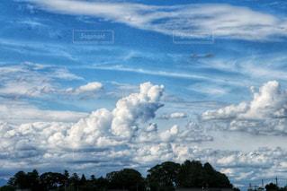 雲フォトコンテストの写真・画像素材[2417555]