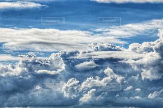 雲フォトコンテストの写真・画像素材[2417557]