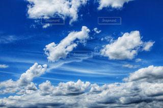 雲フォトコンテストの写真・画像素材[2417572]