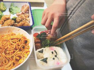 お弁当の写真・画像素材[3635767]