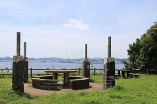 猿島からの風景の写真・画像素材[1033580]