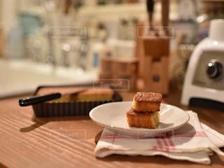 ホームメイドケーキの写真・画像素材[1032269]