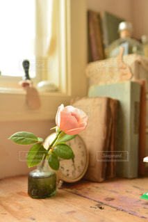 花のある暮らしの写真・画像素材[1037943]
