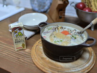 キッコーマン,豆乳鍋,ホッ豆乳,キッコーマン豆乳,無調整豆乳,豆乳みぞれデコ鍋,鍋でホッ豆乳,おいしい無調整豆乳