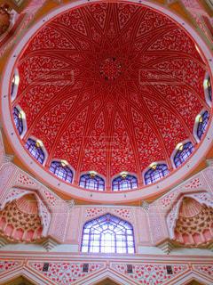 ピンクモスクの写真・画像素材[1047742]