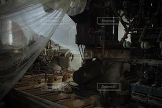 汚い部屋の写真・画像素材[1032548]