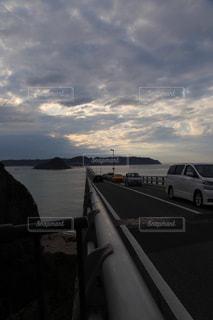 角島大橋の写真・画像素材[1039951]
