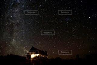 満天の写真・画像素材[3630299]