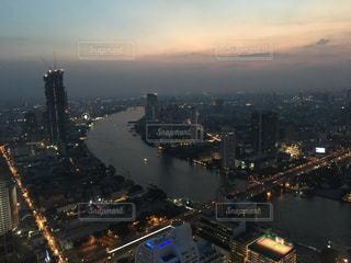 タイの夜景の写真・画像素材[1033115]
