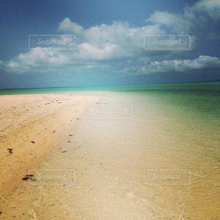 竹富島コンドイビーチの写真・画像素材[1033443]