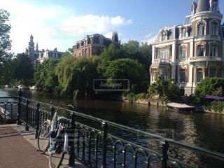 アムステルダムの写真・画像素材[1037390]