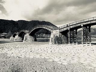 錦帯橋の写真・画像素材[1042323]