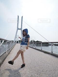 橋の写真・画像素材[1312587]