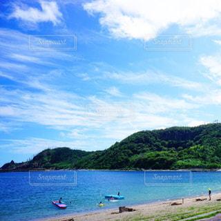 隠岐の島ビーチの写真・画像素材[1038258]