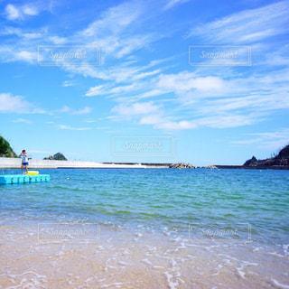 隠岐の島ビーチ②の写真・画像素材[1038260]
