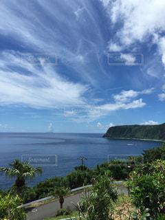 八丈島BLUEの写真・画像素材[1037883]