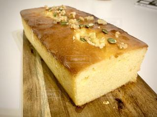 自家製♪レモンと蜂蜜のパウンドケーキの写真・画像素材[3302494]
