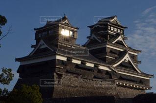 熊本城からエールの写真・画像素材[1041608]