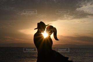 キラリと光るの写真・画像素材[1270010]