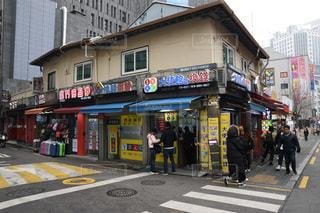 海外,景色,韓国,海外旅行,ソウル,韓国語,ハングル語,両替所,中国大使館前両替所