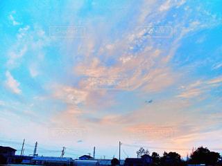 青の終わりの写真・画像素材[1101326]