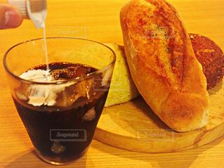 パンにはコーヒーの写真・画像素材[1246936]